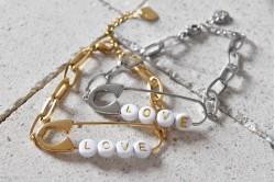 Bracelet Davy Argent