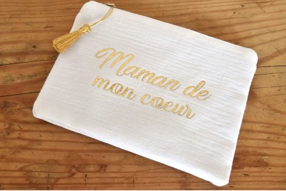"""Pochette """"Maman de mon coeur"""""""