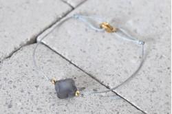 Bracelet cordon Anoa